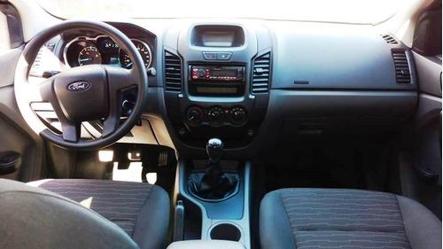 ford ranger d/cab xl 2.5  4x2 2013 di buono automotores