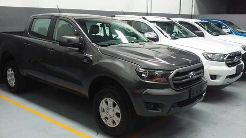 ford ranger diesel 3.2 cd 4x4 xls 0km azul