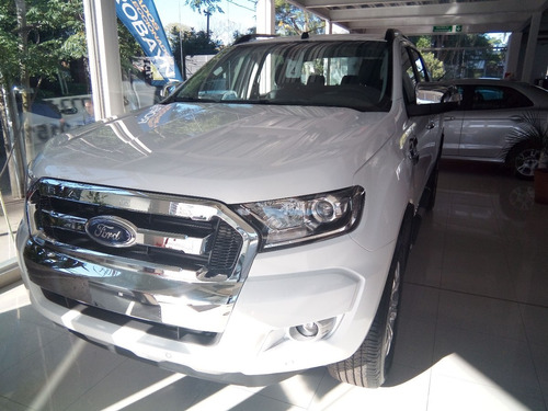 ford ranger diesel 3.2l cd 4x4 limited mt 2018