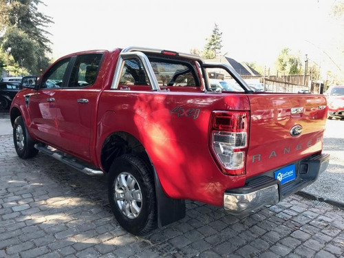 ford ranger  diesel 4x4 seis cambios 2013