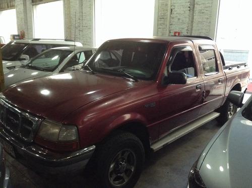 ford ranger doble cabina 1999