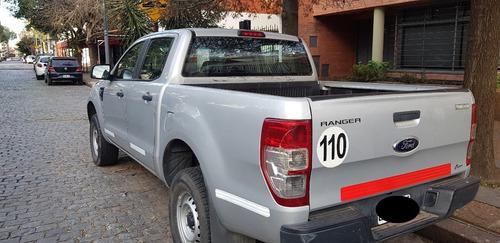ford ranger doble cabina 2014, 4x2 xl safety 2,2l d