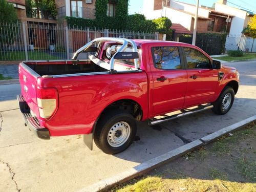 ford ranger doble cabina xl plus 2.2l