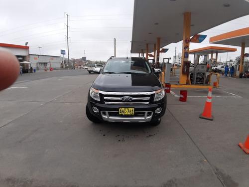 ford ranger full limited 2015