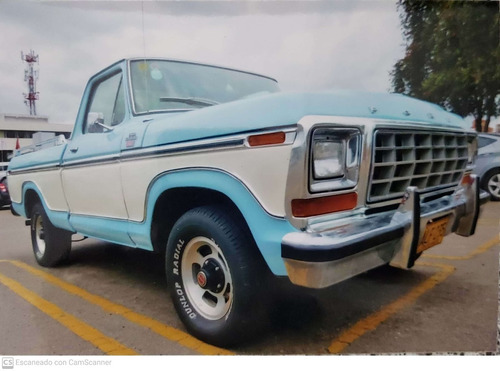 ford ranger lariat modelo 1979