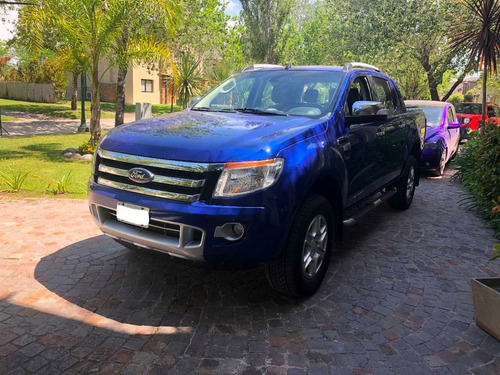ford ranger limited 2013 4x4 automatica