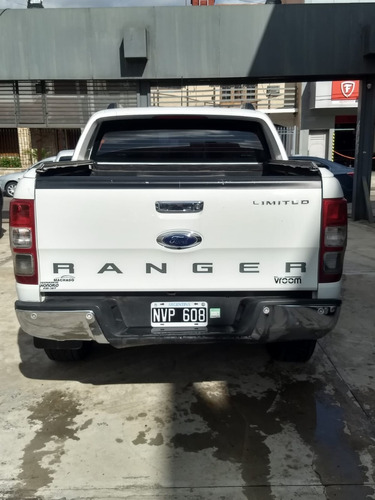 ford ranger limited 2013