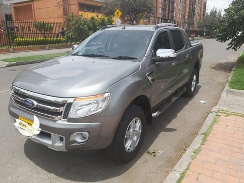 ford ranger limited 2016 2016
