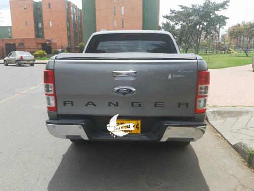 ford ranger limited 2016