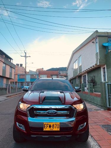 ford ranger limited 2018 raptor style
