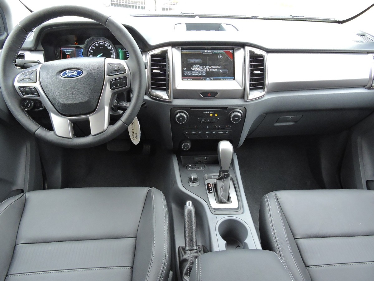 Ford Ranger Diesel >> Ford Ranger Limited 2019 - $ 135.990.000 en TuCarro