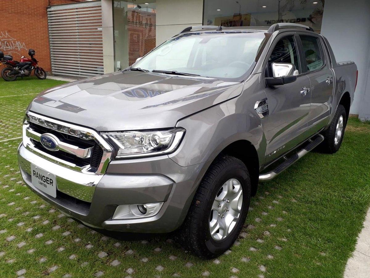 ford ranger limited   en tucarro