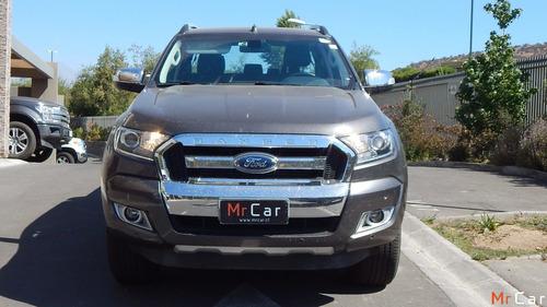 ford ranger limited 2020