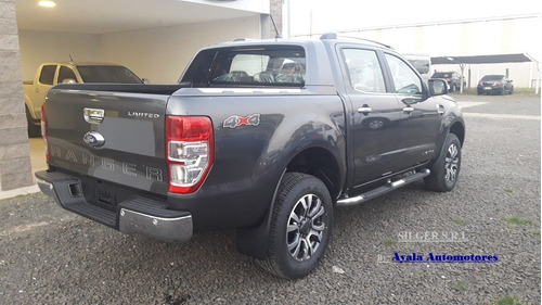 ford ranger limited 2020 at 4x4 3.2 con permuta y finanaciac