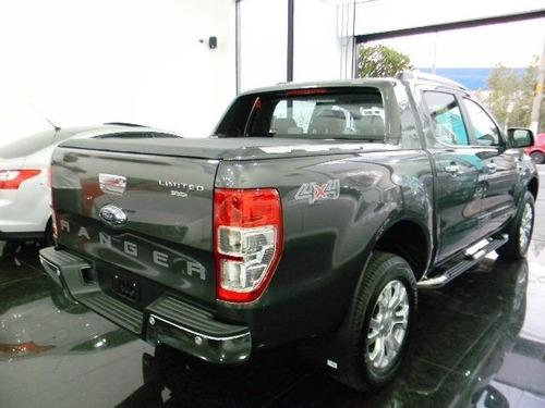 ford ranger limited 2.5l flex manual 0km17/17 sem placas