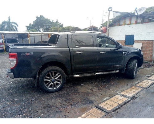 ford ranger limited 3.2 4x4 2014