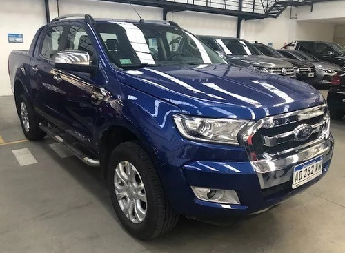 ford ranger limited 3.2 4x4 at 2018 - usados autotag lp #a7