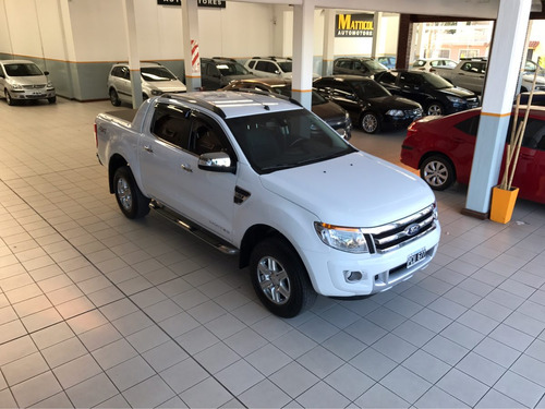 ford ranger limited 3.2 4x4  automatica  2015