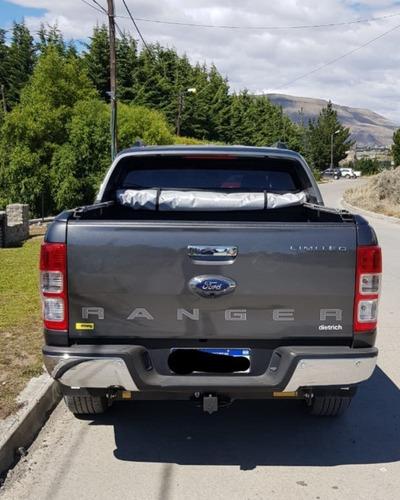 ford ranger limited 3,2 cd 4x4 at tdci 200cv blindada.