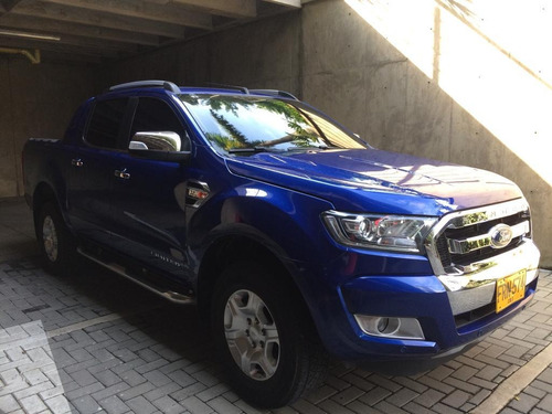 ford ranger limited 3.2 diesel at 4x4 2018