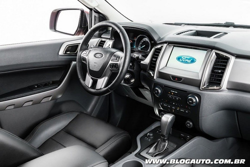 ford ranger limited 3.2 manual linea 2018 0km  ms3