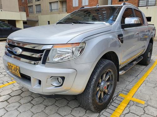 ford ranger limited 3.2 mt td