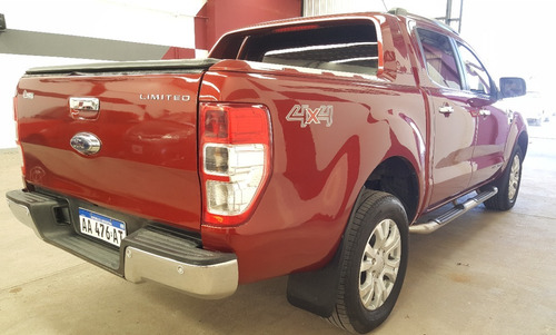 ford ranger limited 3.2 tdci at 4x4