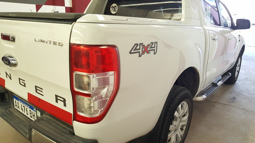 ford ranger limited 3.2 tdci at 4x4 cd