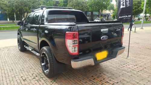ford ranger limited 4x4 2013