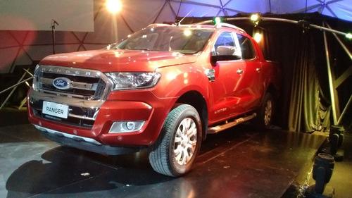 ford ranger limited 4x4 año 2017 entrega inmediata