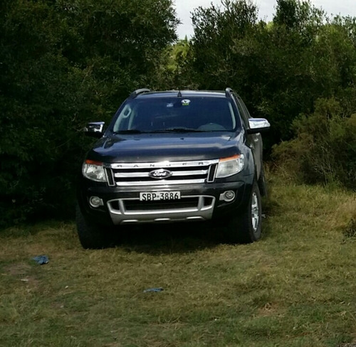 ford ranger limited 4x4 automatica 2013