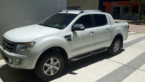ford ranger limited 4x4 automática  2014