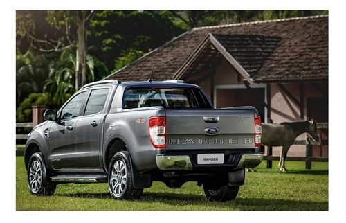 ford ranger limited 4x4 linea 2021