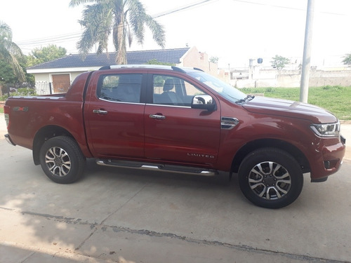 ford ranger limited 4x4 mt