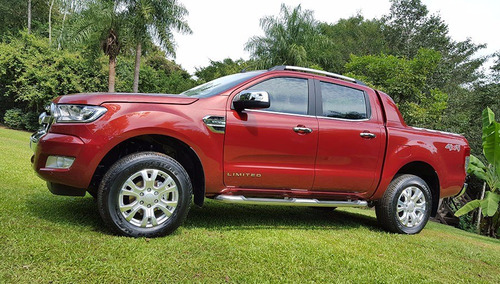 ford ranger limited 4x4 td 3,2 dc caja automatica- mf3