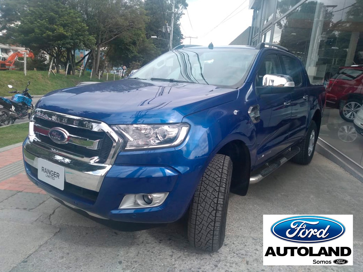 ford ranger limited at. 2020