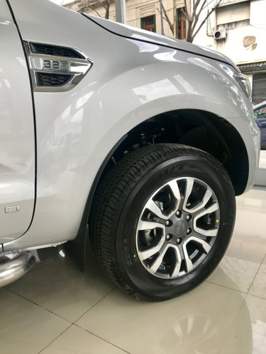 ford ranger limited at automatica 0km shr