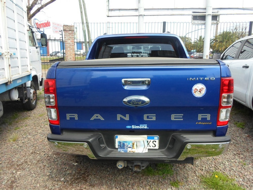 ford ranger limited aut 4x4 full impecable