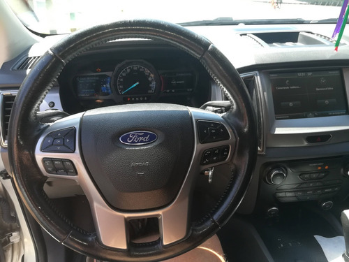 ford ranger limited automática 2016 74000 kms