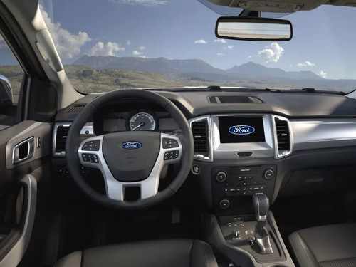 ford ranger limited automatica