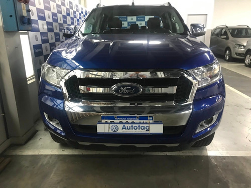 ford ranger limited automtica 2018 impecable mr1 #a2