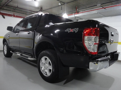 ford ranger limited cab. dupla 4x4 3.2 diesel 2016