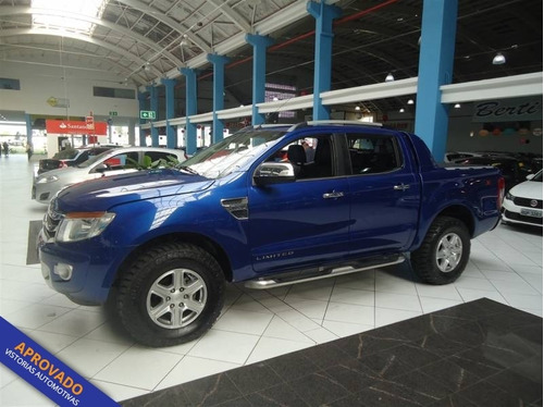ford ranger limited cd 3.2 4p automatico