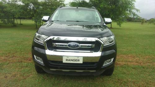 ford ranger limited cd 3.2 tdci 200cv 4x4 mt 0km linea 2019