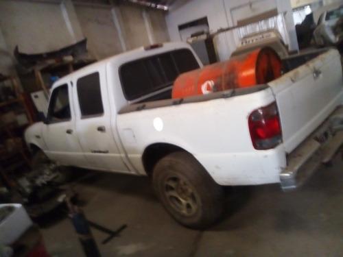 ford ranger limited dado de baja (se vende por partes)