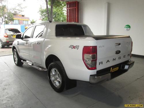 ford ranger limited mt 3200cc td 4x4