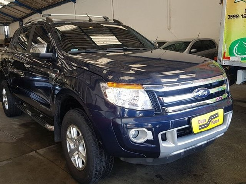 ford ranger limited plus 4x4 cabine dupla 3.2, fro0086