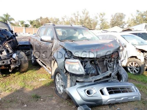 ford ranger ltd crew cab 2015 chocado para reparar...