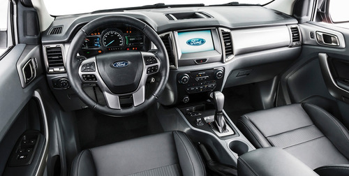 ford ranger nafta 2.5l cd 4x2 xl 2018