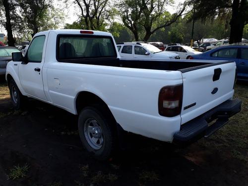 ford ranger pickup vendida xl credito 5 vel aa mt 2011